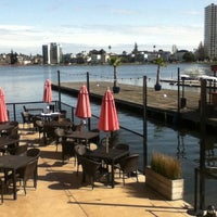 Photo taken at The Lake Chalet Seafood Bar & Grill by X on 3/22/2012