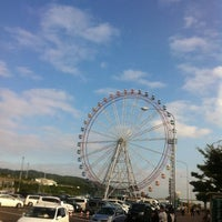 Photo taken at 淡路ハイウェイオアシス by yzh on 7/16/2011