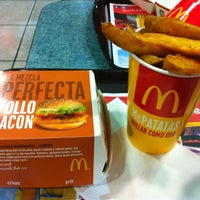 Photo taken at Mcdonald's Cascadas by Tania L. on 8/17/2012