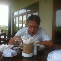 Photo taken at Van Tri Golf Resort by Son P. on 9/15/2011