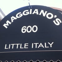 Photo taken at Maggiano's Little Italy by Shannon F. on 3/4/2012