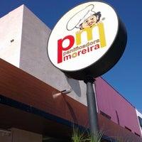 Photo taken at Panificadora Moreira by Thiago B. on 6/16/2012
