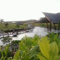 รูปภาพถ่ายที่ Punggol Waterway Park โดย 💋JuWieZy™ V. เมื่อ 8/30/2012