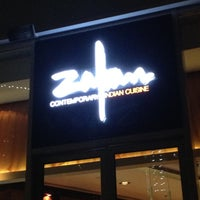 Photo taken at Zafran Restaurant by Iarno C. on 4/30/2012