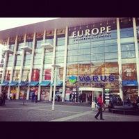 Снимок сделан в Европейская площадь пользователем Anastasia 3/19/2012