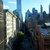 Photo taken at Hunter College - CUNY by Tiffany P. on 9/10/2012