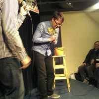 Photo taken at Comedy Club 卡米地喜劇俱樂部 by Jessie G. on 2/3/2012