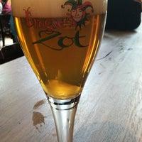Photo taken at Brouwerij De Halve Maan by Jeff C. on 9/11/2013
