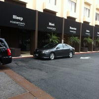 Photo taken at Four Points by Sheraton Los Angeles International Airport by Joseph D. on 5/1/2013