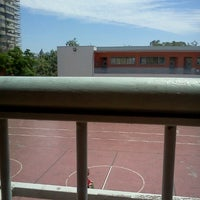 Photo taken at Liceo Andrés Bello by María S. on 10/28/2012