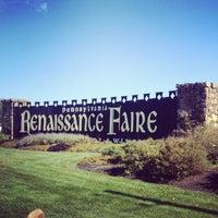 Photo taken at Pennsylvania Renaissance Faire by Ashley F. on 10/13/2012