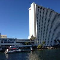 Photo taken at Edgewater Casino & Hotel by Quesadilla M. on 11/21/2012