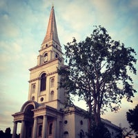 Photo taken at Christ Church by Fizzycitrus on 6/29/2014