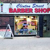Photo taken at Clinton Street Barbershop by Cody W. on 5/7/2017