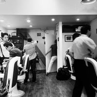 Photo taken at Made Man Barbershop by Cody W. on 9/20/2013