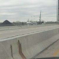 Photo taken at Tilleman Bridge by Jeremiah T. on 5/10/2013
