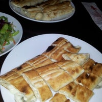 Photo taken at Şerife Bacı Pide ve Börek by Davut K. on 1/27/2013