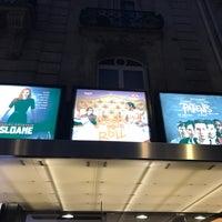 Photo taken at UGC Odéon by Cecile B. on 3/11/2017
