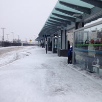 Photo taken at Guelph Central Station by Kelly D. on 12/14/2013