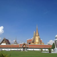 Foto scattata a Temple of the Emerald Buddha da Boyd T. il 5/7/2013