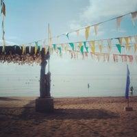 Photo taken at Villa del Prado Pool and Beach Resort by Raina M. on 4/18/2013