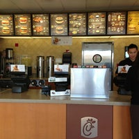 Photo taken at Chick-fil-A by Jessica B. on 1/10/2013