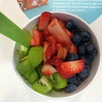 Photo taken at Yogurtland by TheOne0351 M. on 9/14/2012