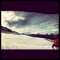 Foto tirada no(a) Cerro Castor por Diego N. em 10/3/2012