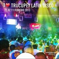 Photo taken at Trucupey Latin Disco by Milton M. on 2/12/2013