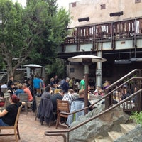Photo taken at Stone Brewing World Bistro & Gardens by Halley H. on 10/20/2012