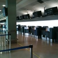 Photo taken at International Terminal by Pedro E. on 5/18/2013
