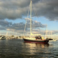 Photo taken at Mears Marina by parkerism on 9/29/2013
