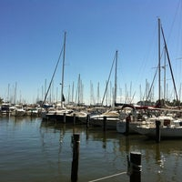 Photo taken at Mears Marina by parkerism on 9/7/2013
