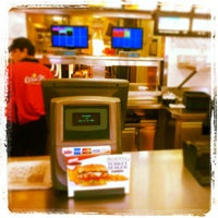 Photo taken at Carl's Jr. by Brandi D. on 4/8/2013