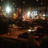 Photo taken at HoDo Lounge by Jon W. on 1/27/2013