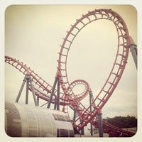 Photo taken at Enchanted Kingdom by Makumel on 10/28/2012