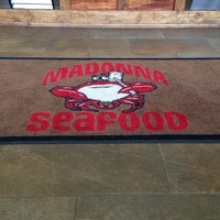 Photo taken at Madonna Seafood Restaurant by Michael G. on 8/13/2013