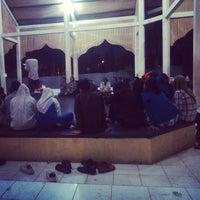 Photo taken at Taman Budaya Padang by Al L. on 10/9/2014