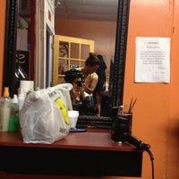 Photo taken at Luz Salon <3 by Maria R. on 9/29/2012