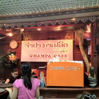 Photo taken at champa cafe by Shalin on 1/30/2013