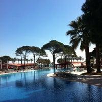 3/17/2013 tarihinde Gülay Ö.ziyaretçi tarafından Cornelia De Luxe Resort'de çekilen fotoğraf