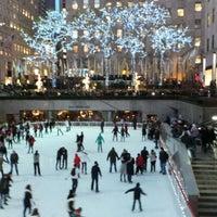 12/15/2012にPeter F.がThe Rink at Rockefeller Centerで撮った写真