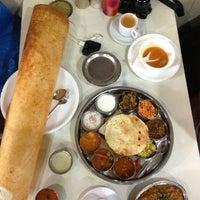 Photo taken at Kamat's Restaurant by Kai C. on 2/4/2014