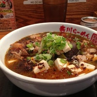 Photo taken at Terakawa Ramen by Paul P. on 12/23/2012
