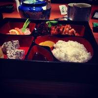 Photo taken at Kazu Sushi by Isaac J. on 7/28/2013