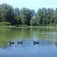 Photo taken at Visputten meulenbroek by Martine on 6/22/2014