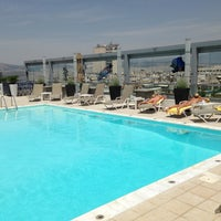 Photo taken at Radisson Blu Park Hotel by Ελευθέριος Σ. on 6/11/2013