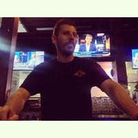 Photo taken at The Station Bar and Grill by Veronica L. on 10/16/2013