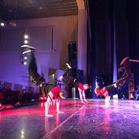 Photo taken at Актовый зал КНИТУ Д корпус by A Y. on 3/30/2016