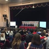 Photo taken at Актовый зал КНИТУ Д корпус by A Y. on 3/19/2016